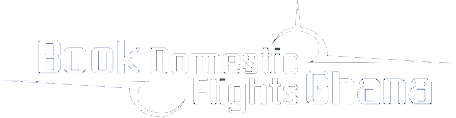 Domestic airline tickets Ghana